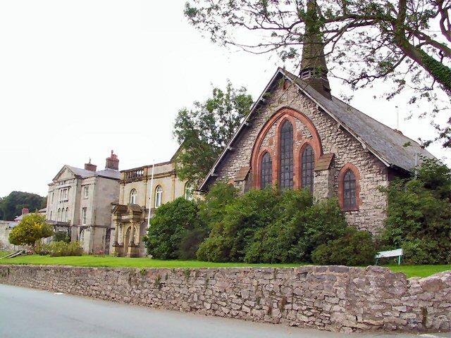 Lluesty Chapel