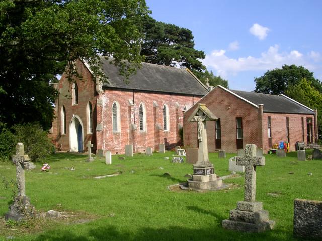 The Parish Church of St Paul, East Boldre