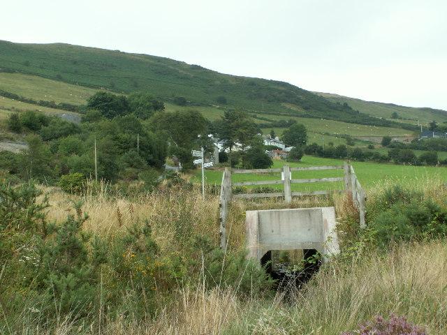 Cwmerfyn
