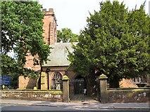 SJ5882 : All Saints Church, Daresbury by Roger May