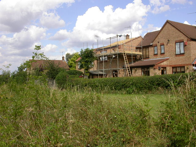 An Edge of Wellingborough Residential Area