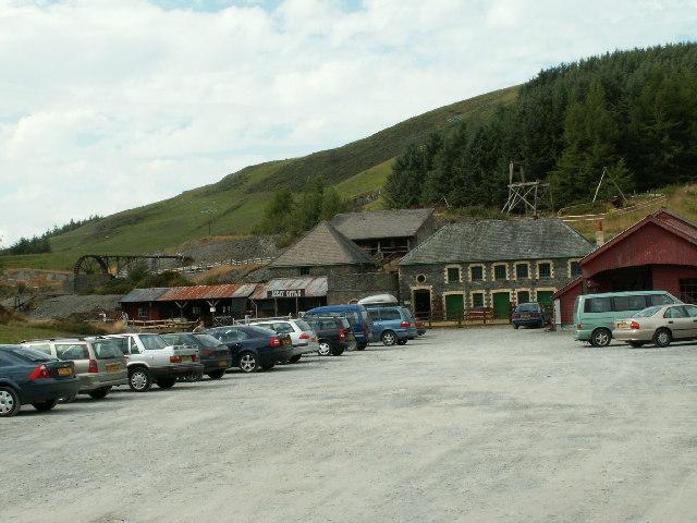 Llywernog Mining Museum
