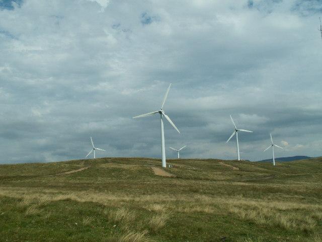 Rheidol Wind Farm