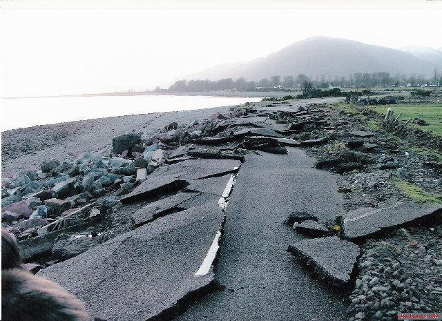 Aftermath of The Big Storm of 2005