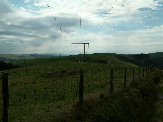 Power cables, Blaen brwyno