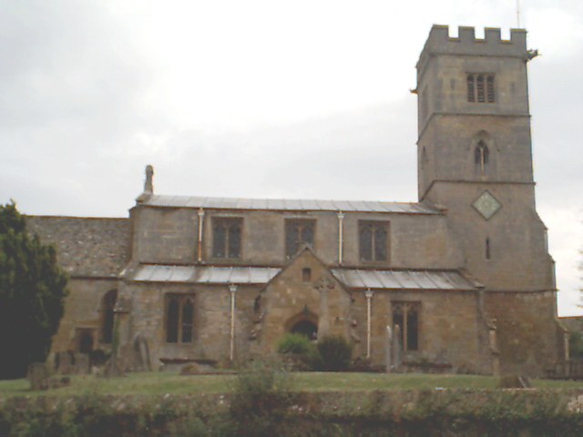 St Michaels Church, Buckland