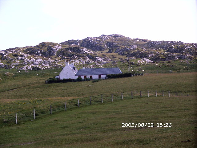 Croft on Iona