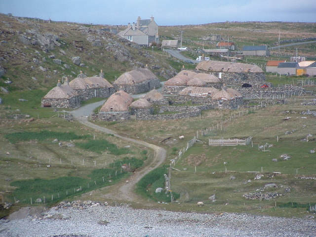 Blackhouse Village