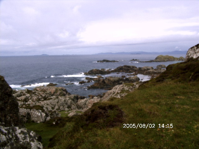 North End of Iona