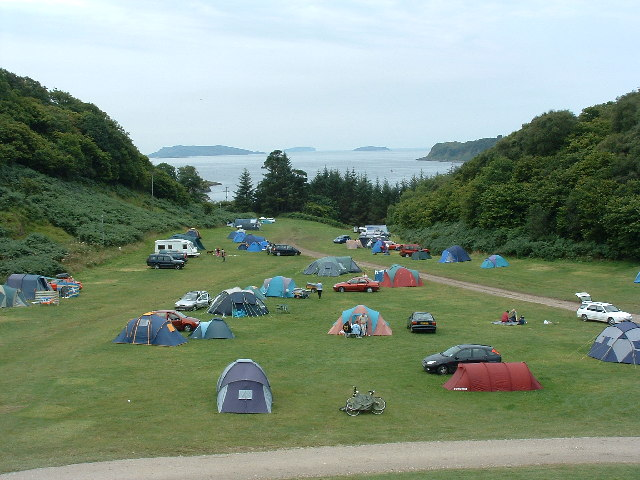 Gallanach Campsite