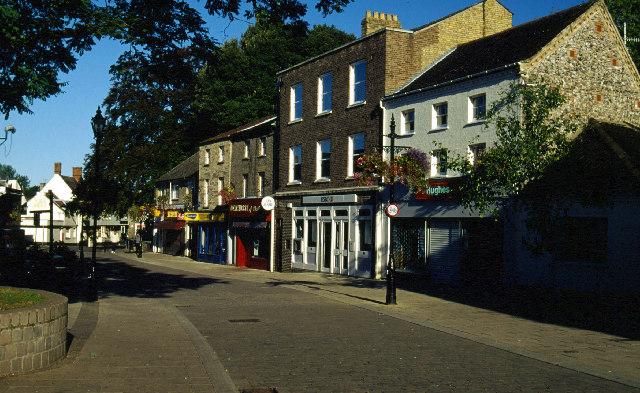 King Street, Thetford