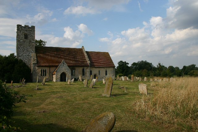 Cavenham Church