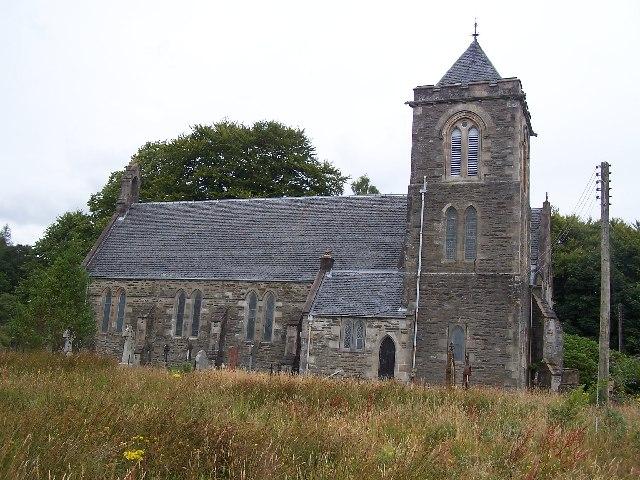 Church on Kilbride Hill