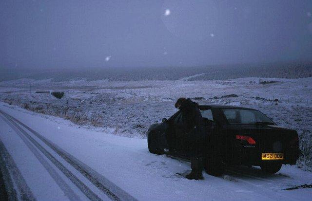 Winter, Glen Cochill