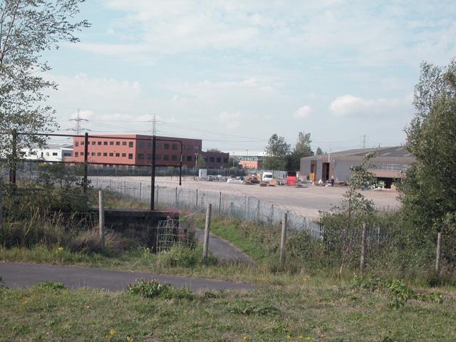 Industrial Estate Deeside