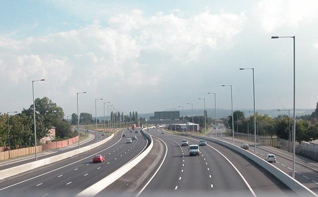 A550 Trunk road