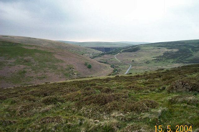 South of the Avon Dam - Dartmoor