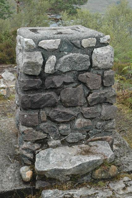 Beinn Eighe Woodland Trail Cairn