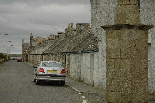 Main Street, Balfour Village