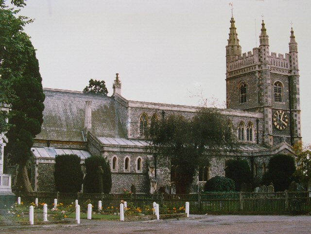 St Marys and All Saints Church, Beaconsfield