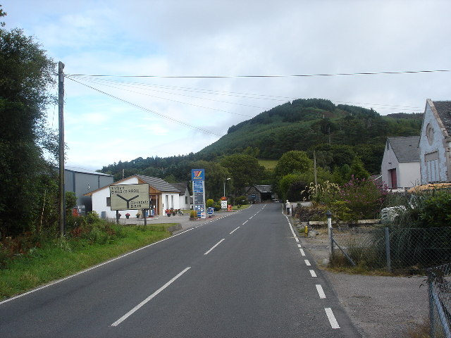 Bridgend near Carradale, Kintyre