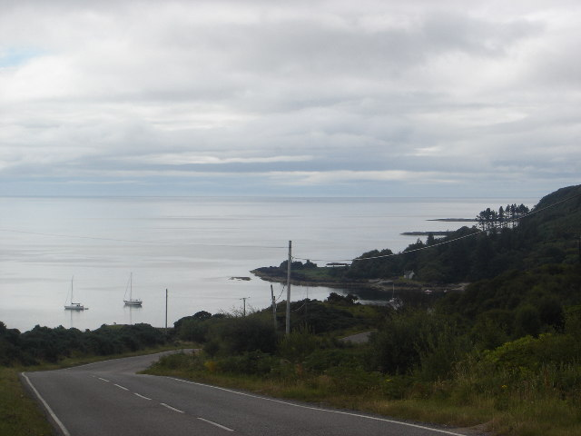 Torrisdale Bay, Kintyre