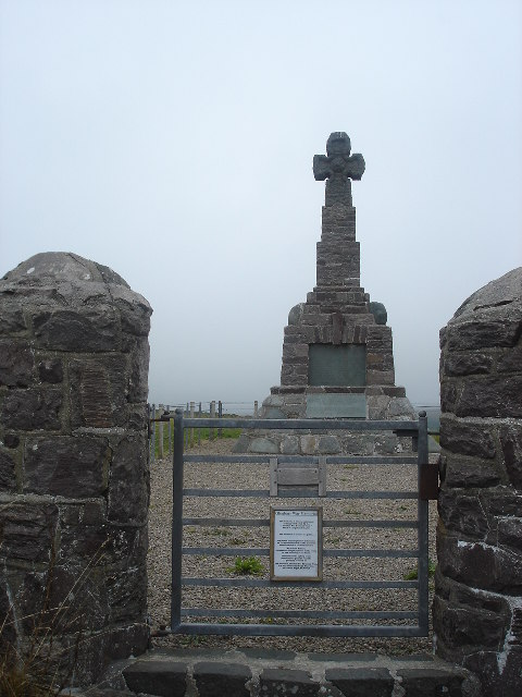 Glenbarr war memorial