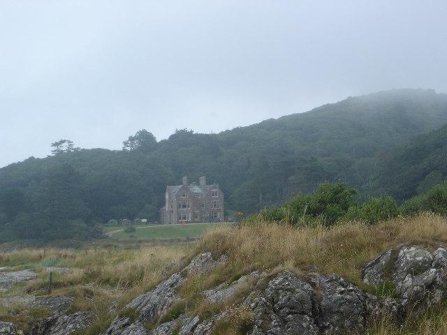 Ronachan House, Kintyre