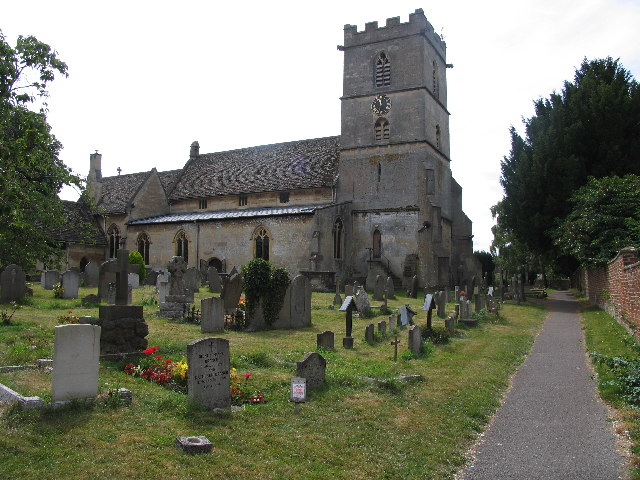 St Mary's Church, Prestbury, Cheltenham