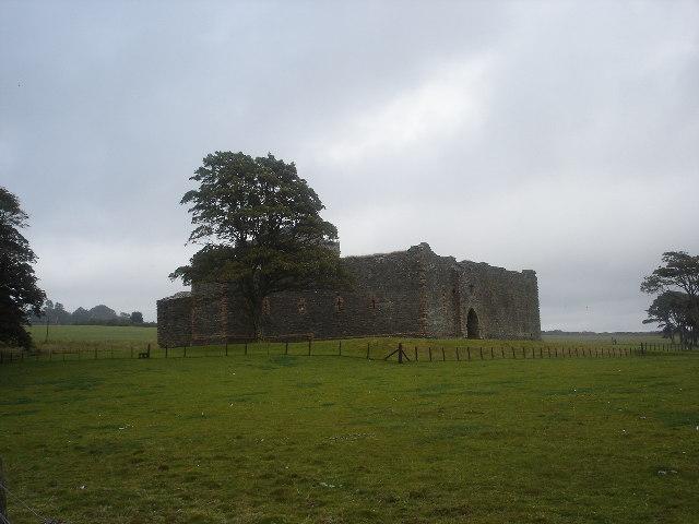 Skipness Castle, Kintyre