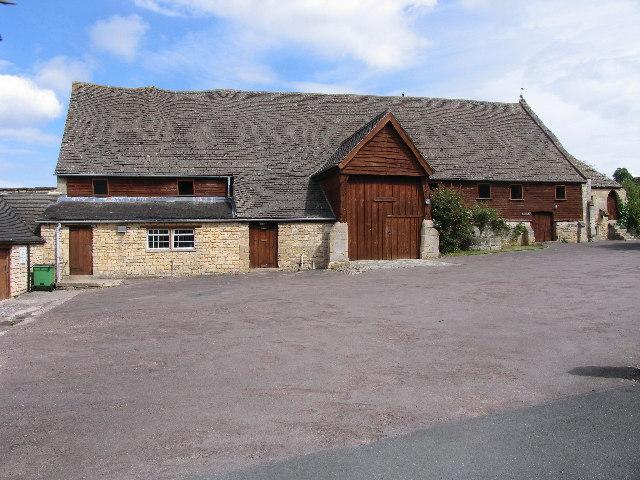 Southam Tithe Barn