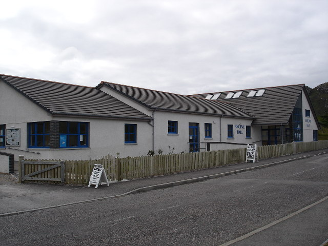 Poolewe Village Hall
