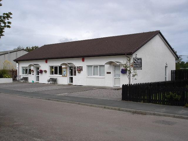 Slioch Outdoor Shop and Factory