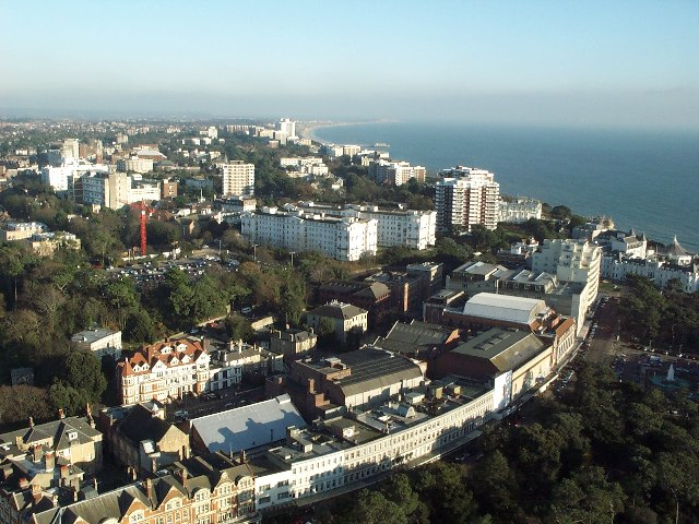 Bournemouth, Town Centre and East Cliff