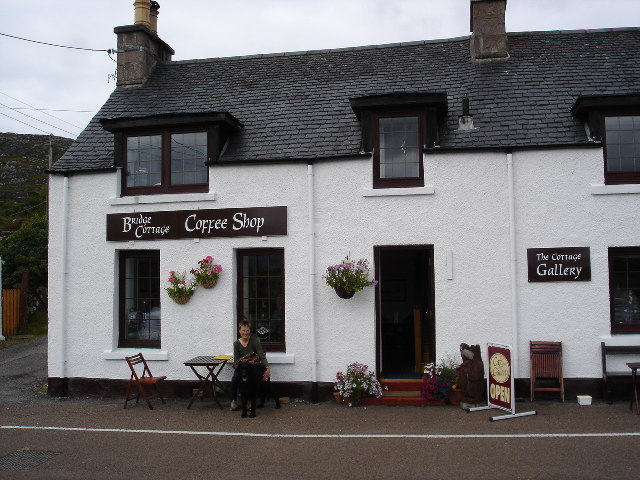 Bridge Cottage Coffee Shop