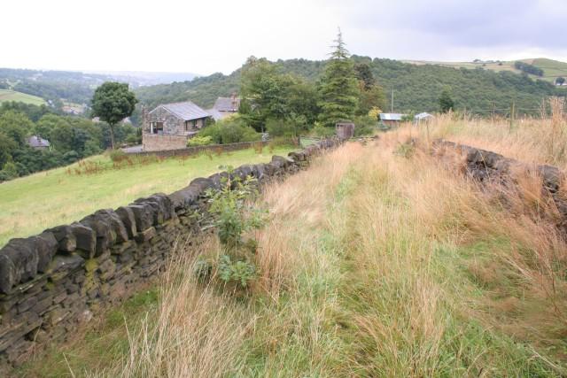 Footpath, Howroyd Lane