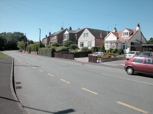 St Chad's Road Blacon