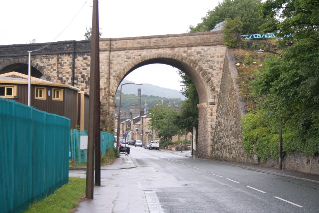 Viaduct over Stainland Road