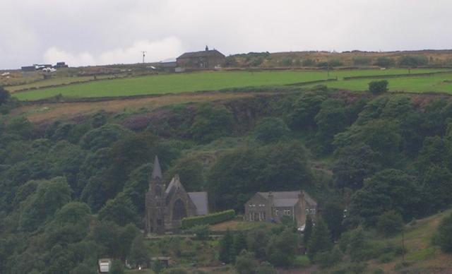 Scammonden Church