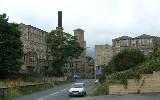 Parkwood Mills