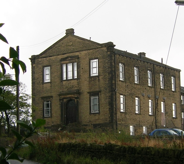 Former Chapel, Pole Moor