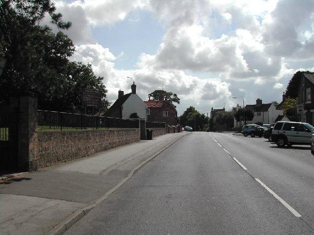 Main Street, Calverton
