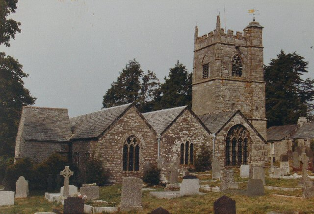 Church of St Protus and St Hyacinth, Blisland, Cornwall