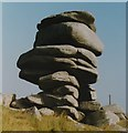 SX2572 : The Cheesewring, near Minions, Cornwall by Pete Chapman