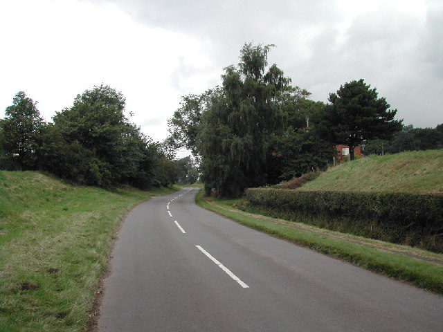 Forest Road, Oxton