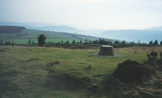 Bury Ditches summit