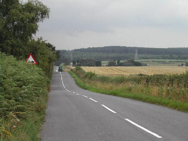 Whinbush Lane