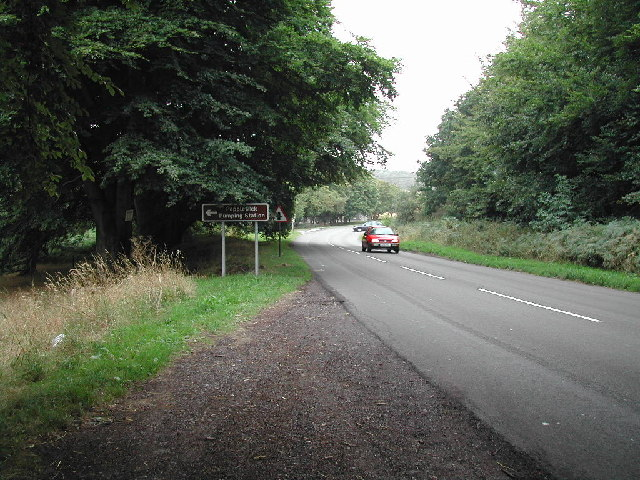 Cross Roads of Longdale and Rigg Lanes