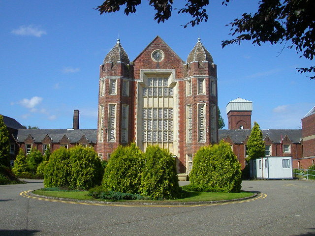 St. Michael's Hospital, Aylsham