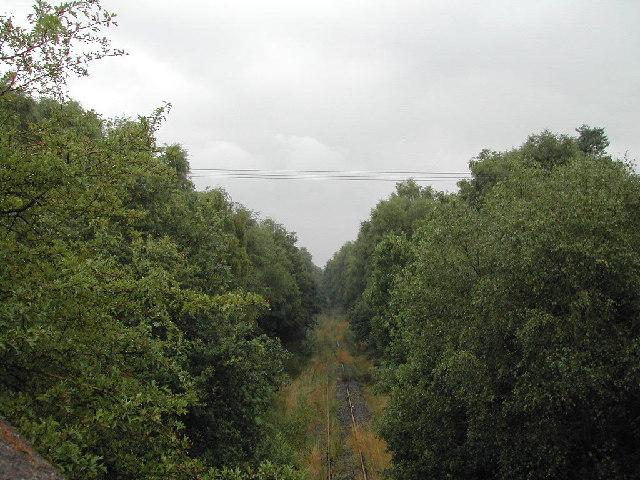 Calverton Mine Railway